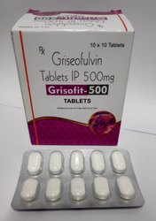 Griseoful,Griseofulvin 500mg Tablets