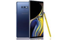 SAMSUNG NOTE 9, Memory Size: 128GB