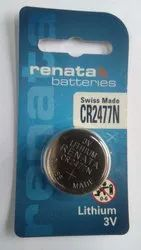 CR 2477N Renata  Battery