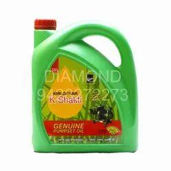 K Shakti Genuine Pumpset Oil