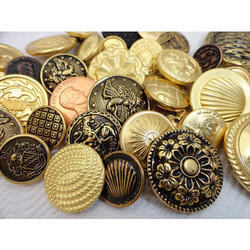 Goyal Lining House Coat Button