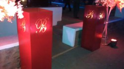 Steel Party, Wedding Outdoor Pillar Candles for Events, For Party Lighting, in Pan India