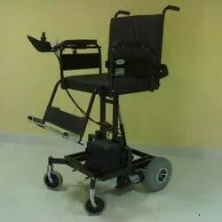 Deluxe Seat Up-Down And Sliding Wheel Chair Electric Power