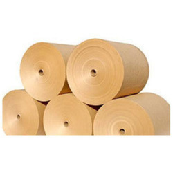 Craft Paper,Paper Brown Kraft 40 BF, For Industrial, Packaging Type: Roll