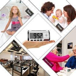 Spy Digital Table Clock 32 GB Camera