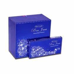 Satya Blue jewel Dhoop Sticks