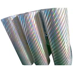 BOPP Holographic Metallized Film