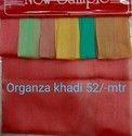 Orgenza Khadi Fabrics