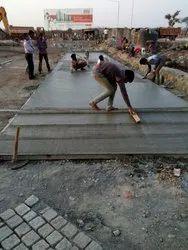 Concrete Roads Construction