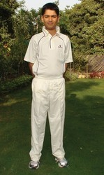 Cricket White Uniforms