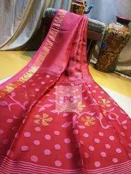 Matka Silk Sequins Saree