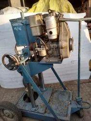 ASEW Used Diesel Engine Core Cutting Machine