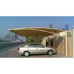 Tensile PVC Structures Shed