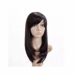 Dark Brown Hair Women Wig