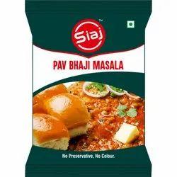 Siaj Pav Bhaji Masala, Packaging Size: 8gm, Packaging Type: Packets