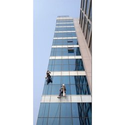 Commercial and Industrial High Risk Glass Cleaning Service in Kolkata
