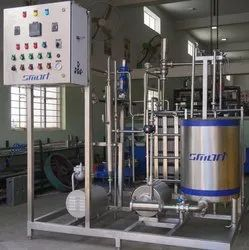 SMART UHT JUICE PASTEURIZER, Capacity: 300 LPH ,SMART