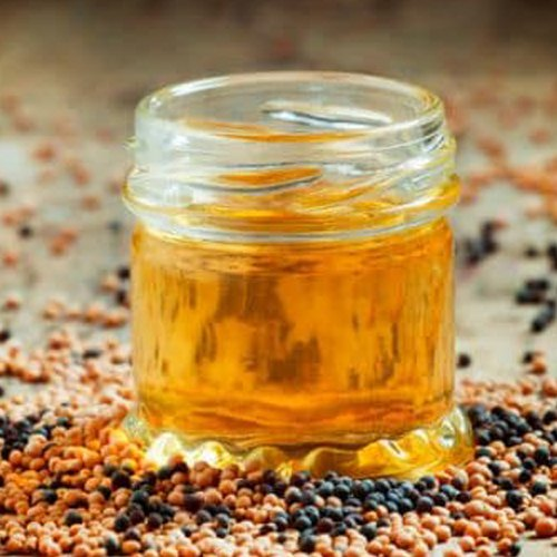Cold Pressed Natural Mustard Oil, Packaging Size: 1 L