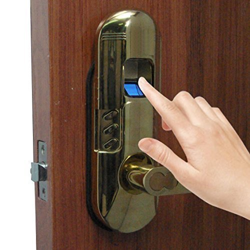 fingerprint door lock Australia, fingerprint door lock