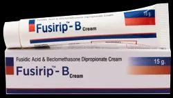 Fusidic Acid Beclomethasone Dipropionate Cream (Fusirip- B Cream)