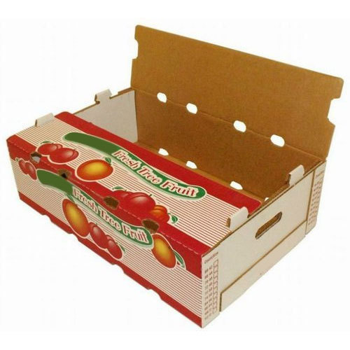 Fruits Corrugated Box