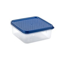 Plastic Square Container 500 ml