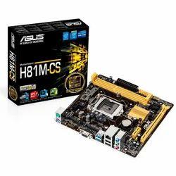 ASUS H81M-CS LGA-1150 Motherboard