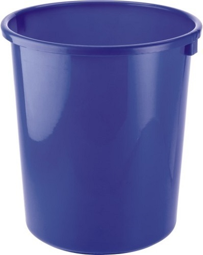 Plastic Waste Paper Basket Without Lid Size 230 X 255 Mm