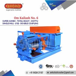 Sugarcane Crusher Om Kailash No.6 Mottu