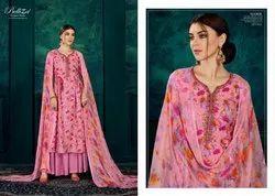 Belliza Designer Studio Noorie Pure Pashmina Digital Style Casual Wear Salwar Suit