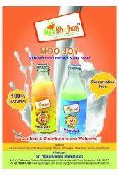 Badam MOO JOY-Flavoured Milk