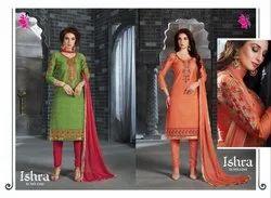 Khushika Ladies Churidar Suit