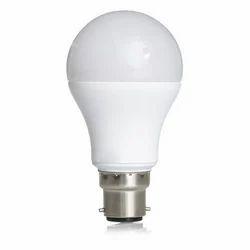 Cool daylight Ceramic 7 Watt LED Bulb, Color Temperature: 2700-3000 K, Base Type: E40
