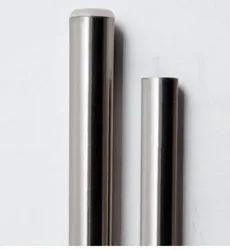 52-144 inch Satin Silver Add On Rod