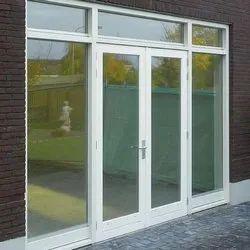 Aluminium Modular Aluminum Door, for Home