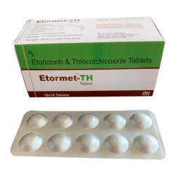 Etoricoxib And Thiocolchicoside Tablets