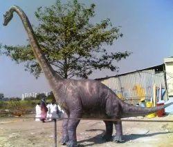 Dinosaur Statue