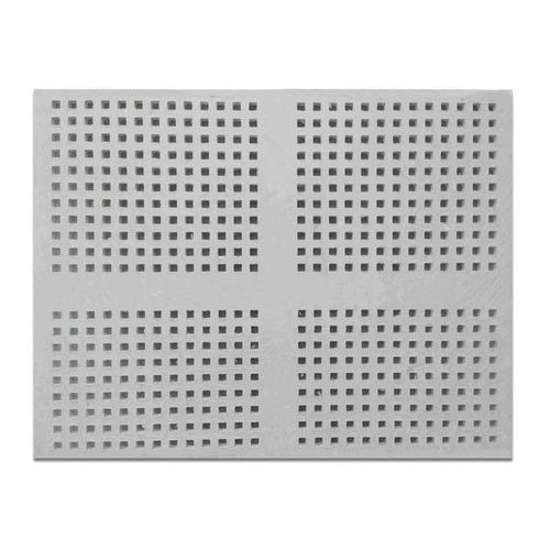 Perforated gypsum ceiling lightneasy