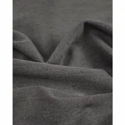Plain Grey Polyester Viscose Suiting Fabric, For Textile Industry