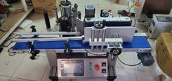 Table Top Fully Automatic Round Bottle Labeling Machine