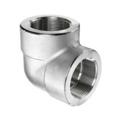 Stainless Steel Socket Weld Elbow Fitting 321