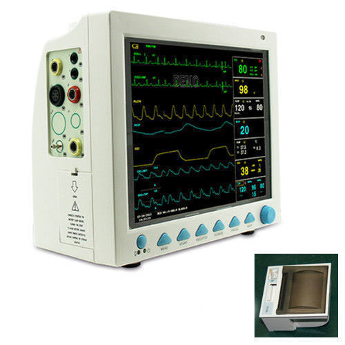 Temperature Electric CMS8000 Patient Monitor, Wrist, Screen Size: 5-15 Inch