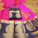 Kanjivaram Style Saree