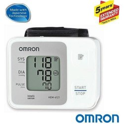 Wrist Blood Pressure Monitor HEM-6121