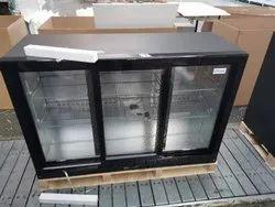Three Door Back Bar Cooler