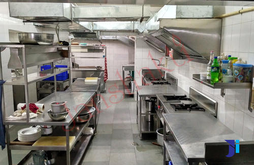 Hotel Kitchen Equipment Manufacturer From Ahmedabad