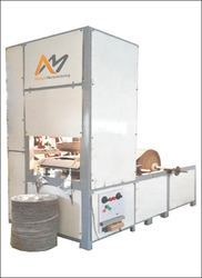 Fully Automatic Vertical Thali Making Machine