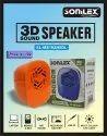 Sonilex SL 3D SOUND SPEAKER