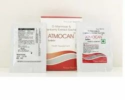 D-Mannose and Cranberry Extract Sachets