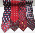 Designer Neckties